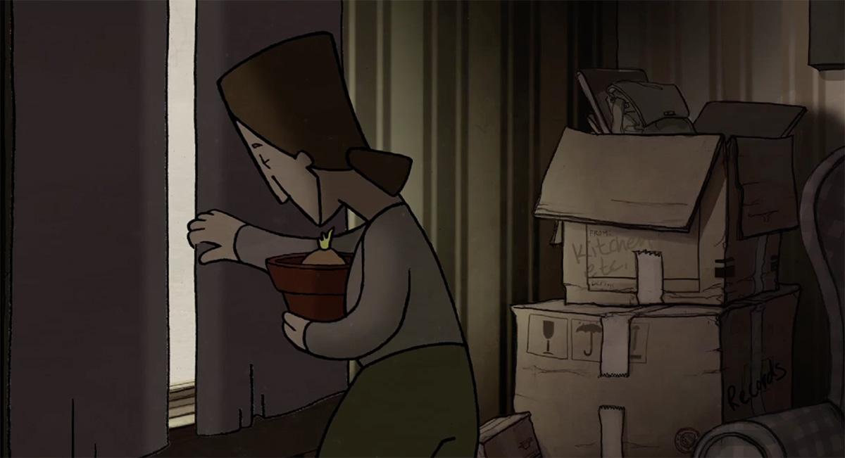 Bloom un corto animato sulla depressione