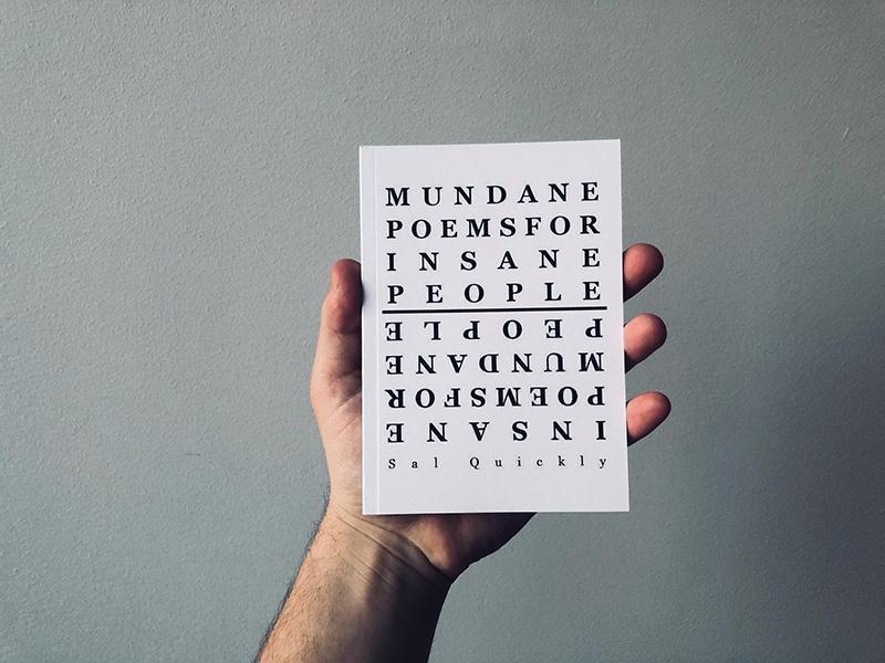 mundane poems for insane people