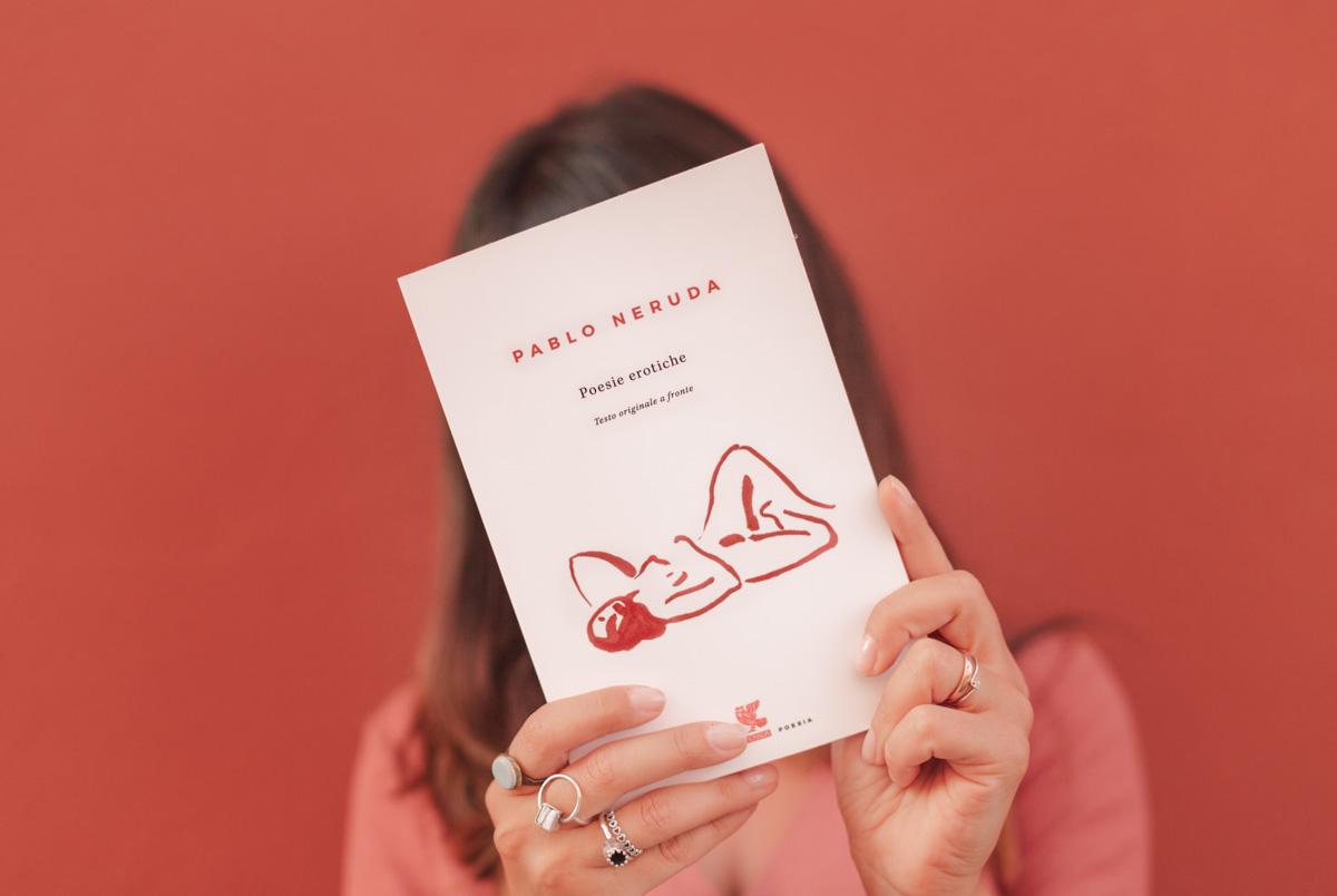 Libro: Poesie erotiche di Pablo Neruda