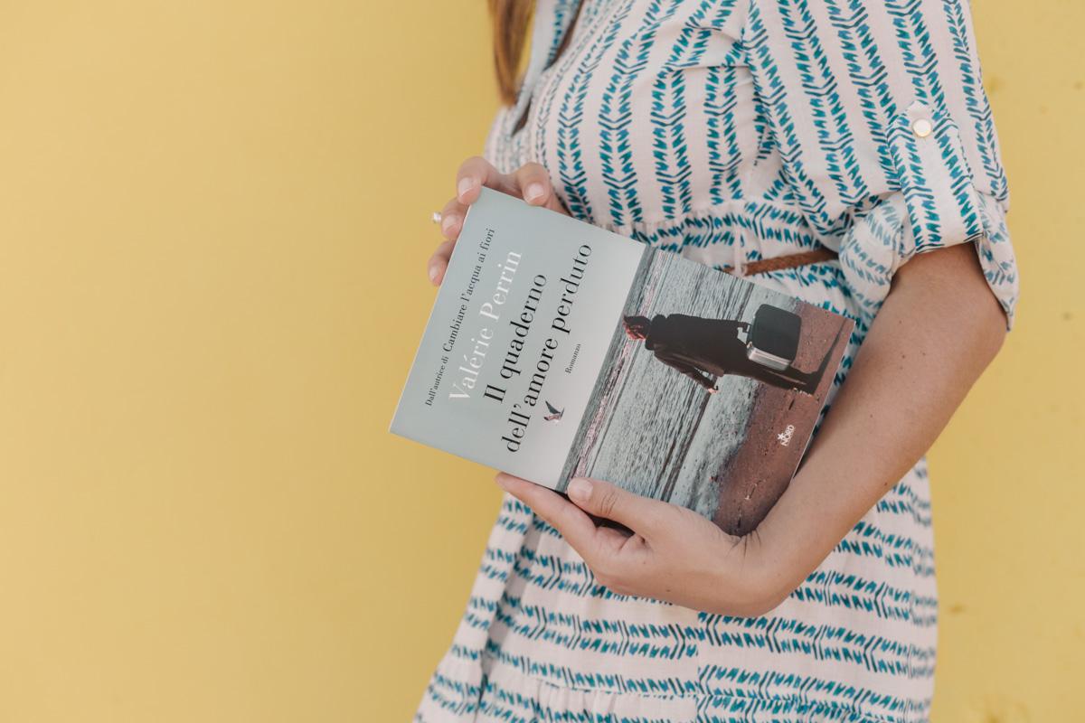 Libro: Il quaderno dell'amore perduto di Valérie Perrin