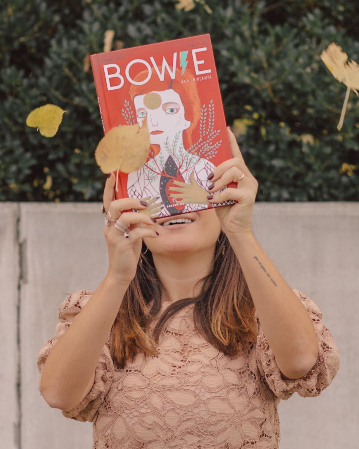 Bowie: una biografia di Maria Hesse e Fran Ruiz