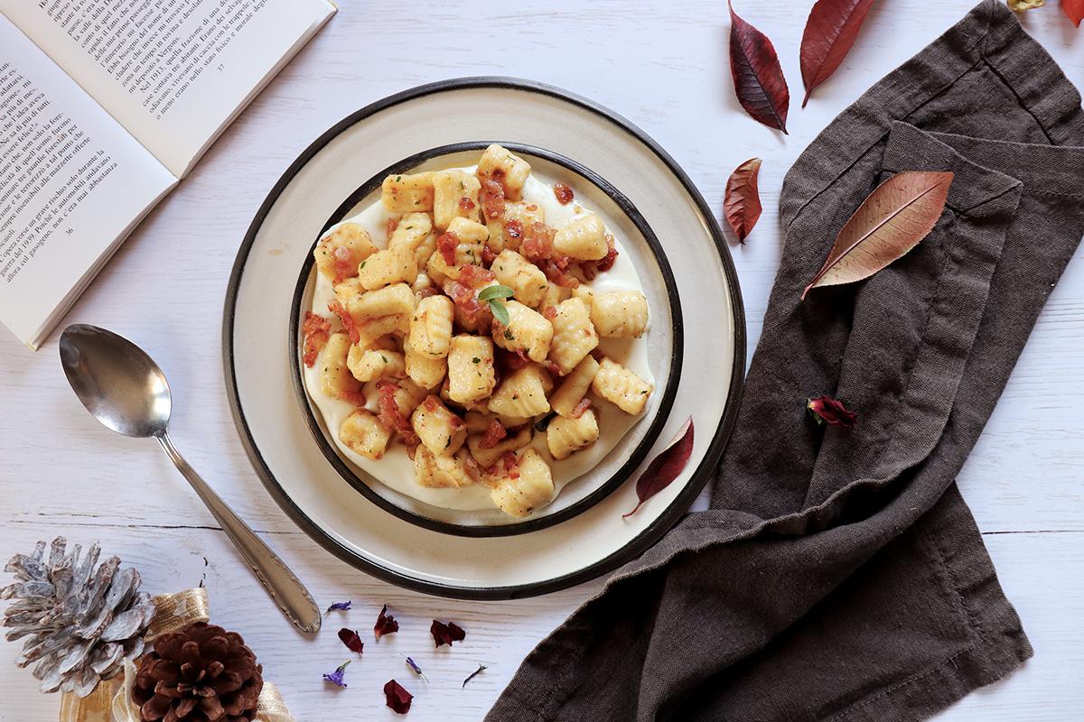 Gnocchi di polenta senza glutine la ricetta
