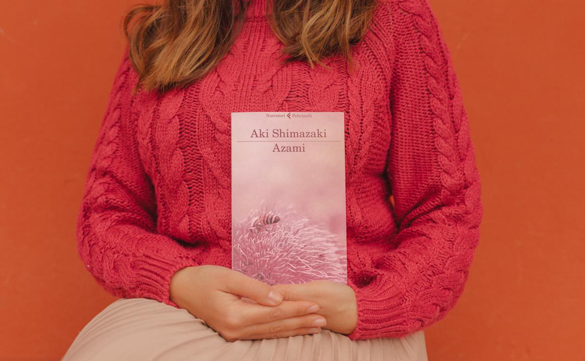 Libro: Azami di Aki Shimazaki