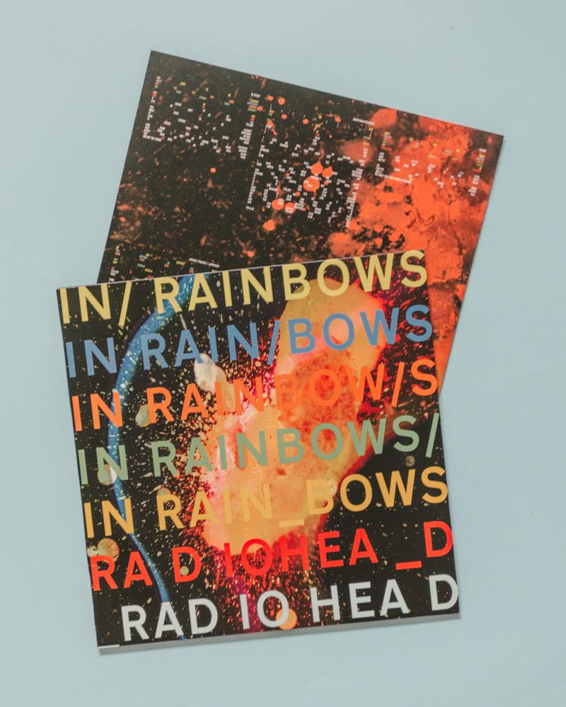 pensieri di natale - Radiohead in rainbows
