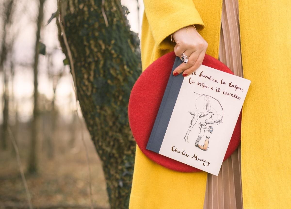 Libro: Il bambino, la talpa, la volpe e il cavallo di Charlie Mackesy