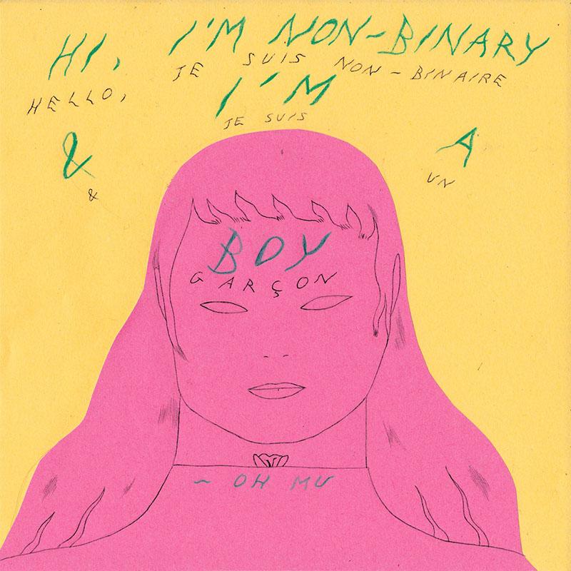 hi i'm non binary