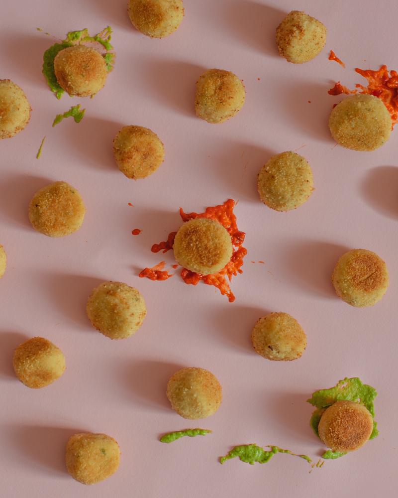 Polpette di merluzzo - la ricetta salvacena