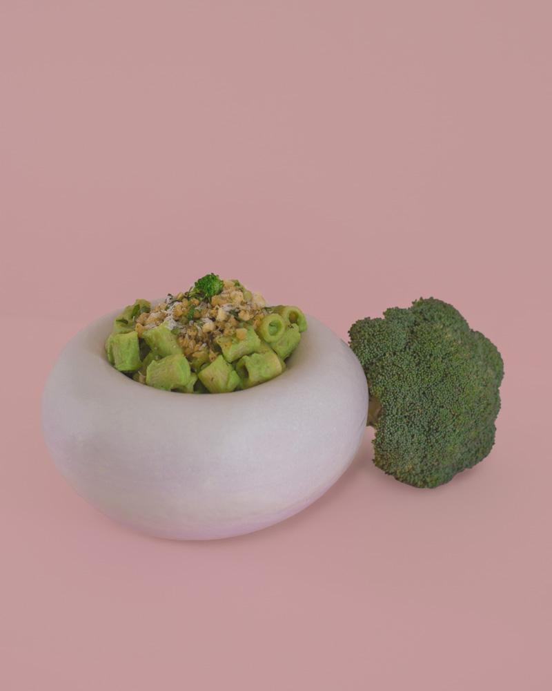 ricetta pasta vegana con i broccoli
