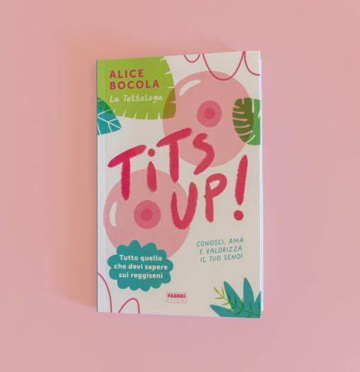 TITS UP! Tutto quello che devi sapere sui reggiseni di Alice Bocola