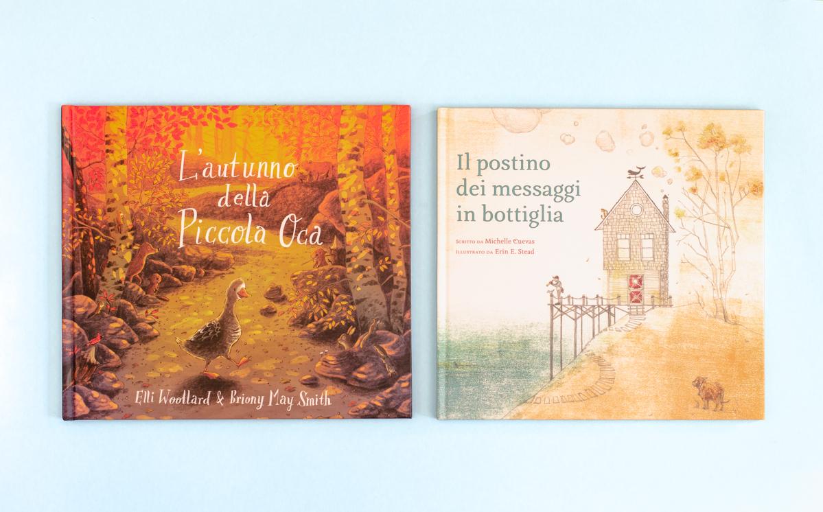 Tre storie illustrate che parlano del tempo