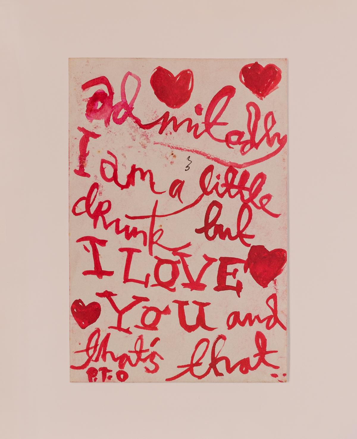 Nick Cave e Anita Lane: quando l'amore diventa arte
